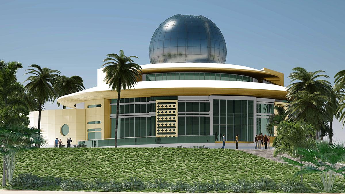 Al Thuraya Astronomy center