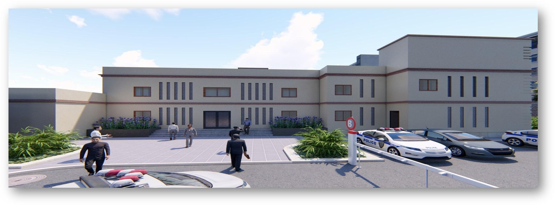 Police Station -  interior Ministry