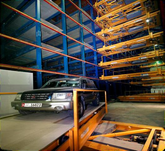 IBN Battuta Carpark