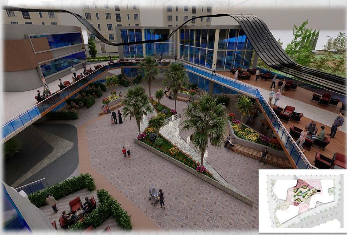 El Khamael Mall Projects