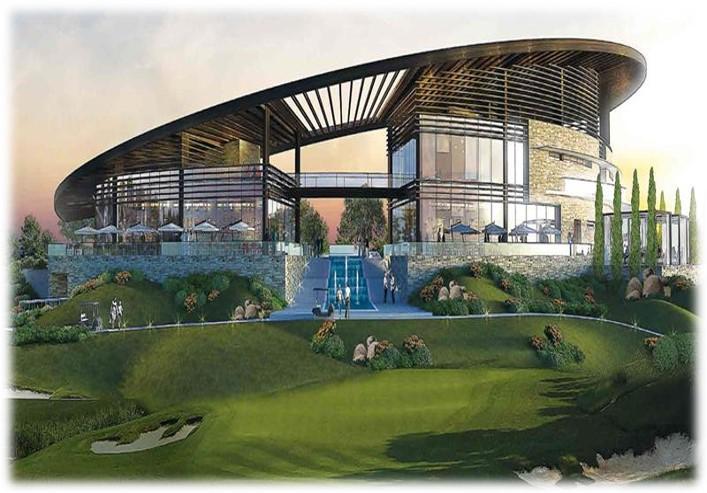 Akoya Golf Course Club House