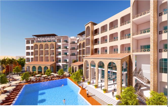 Galala Heights Resort Project