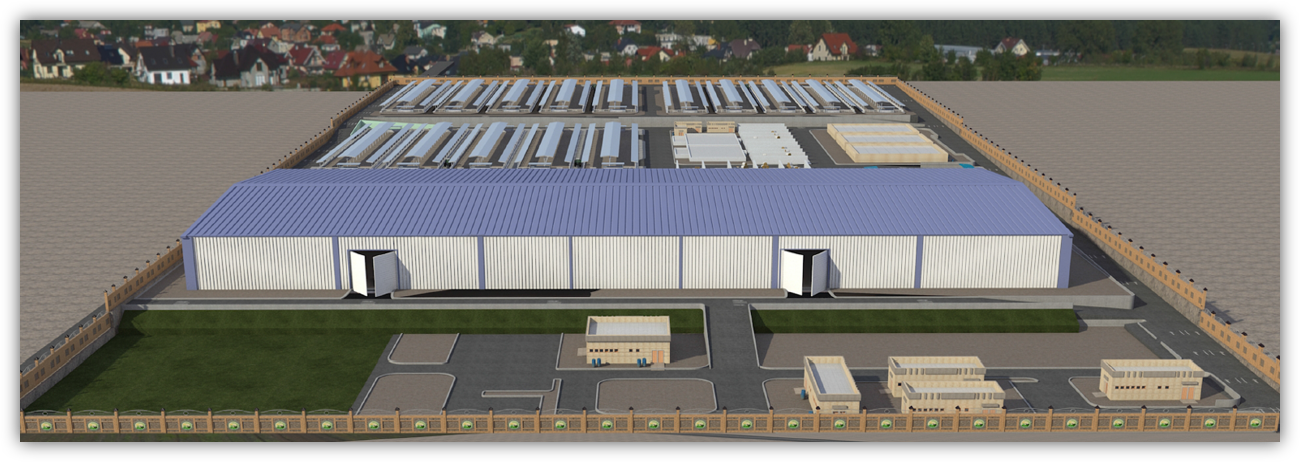 Automated Slaughterhouse project - Nubareia