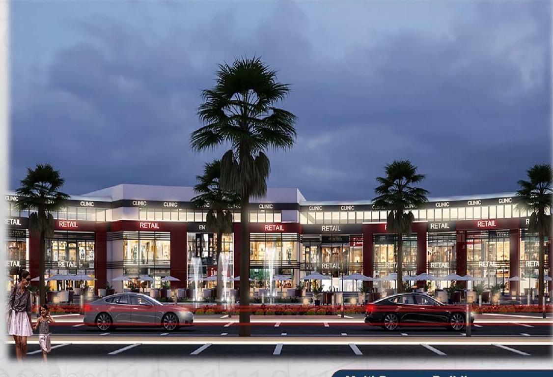El Fardos Mall Projects