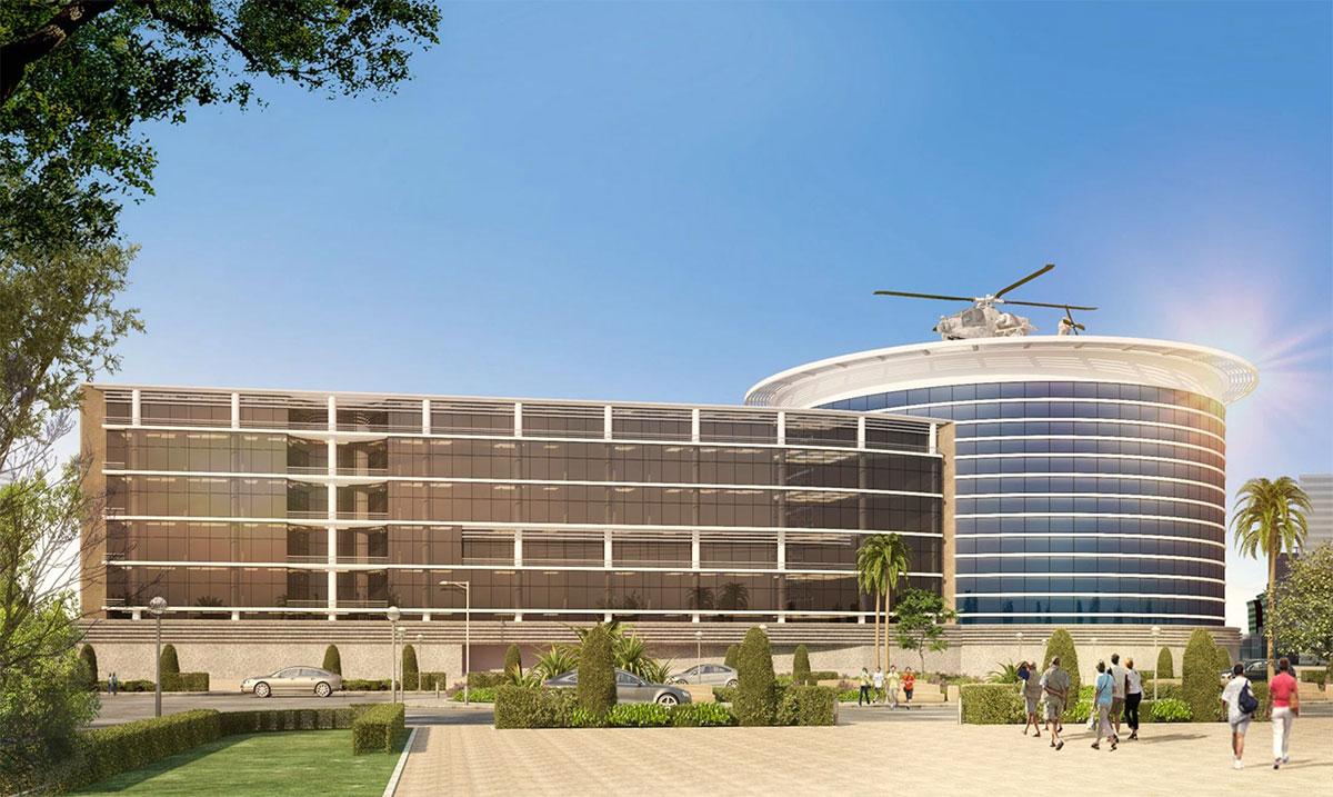 Air Force Specialized Hospital - For Organ Transplantation