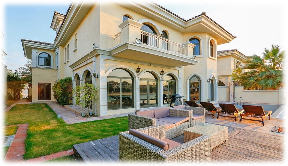 Jumeirah Village Circle Villas