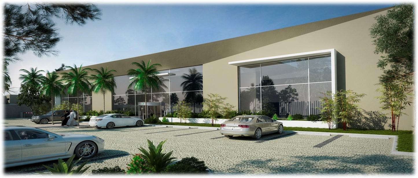Jebel Ali Healthcare Center